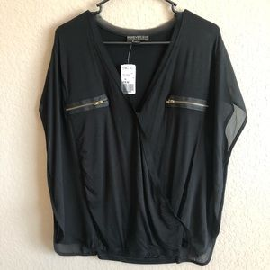 Forever 21 plus size blouse